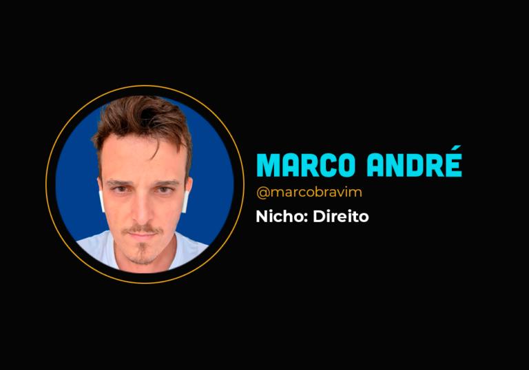Saiu da falência para faturar R$ 2MM em ano com a FL – Marco André