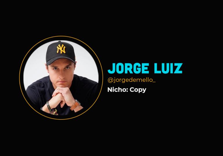 O empreendedor tradicional que fez mais de R$ 8 milhões no digital- Jorge Luiz