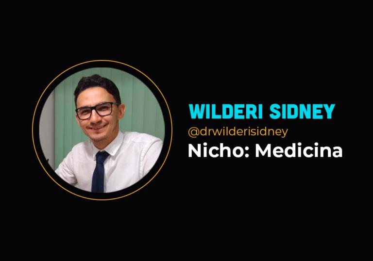 Ele não desistiu e faturou mais R$ 400 mil no nicho de medicina – Wilderi Sidney